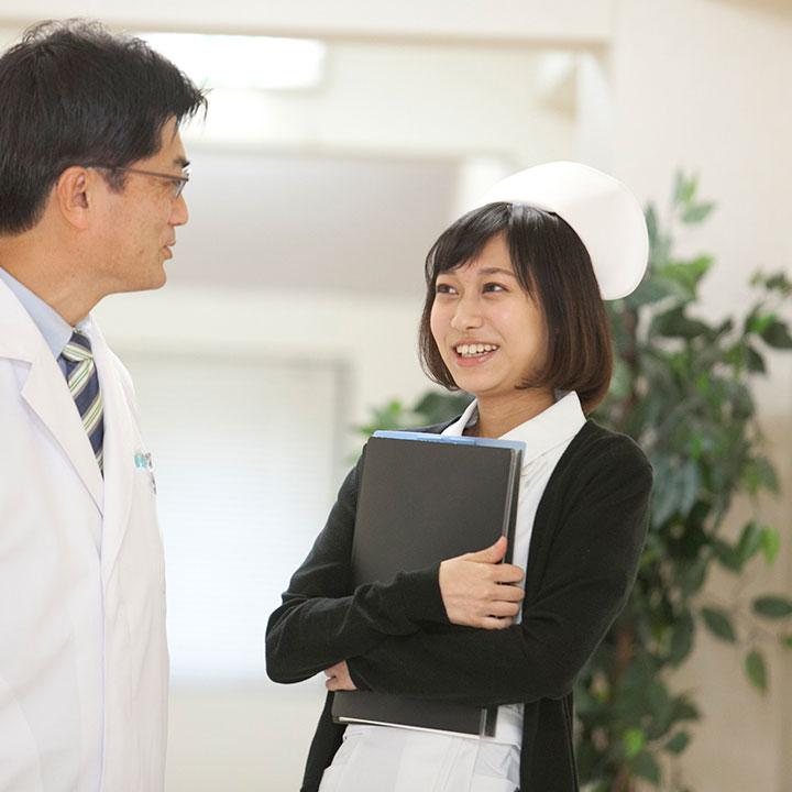 看護師は「自分なりの看護観」を持つ